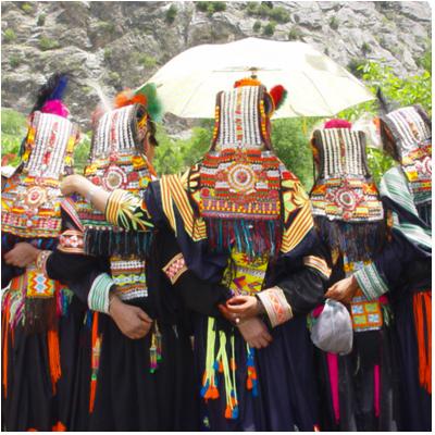 Visit the Kalash Valleys